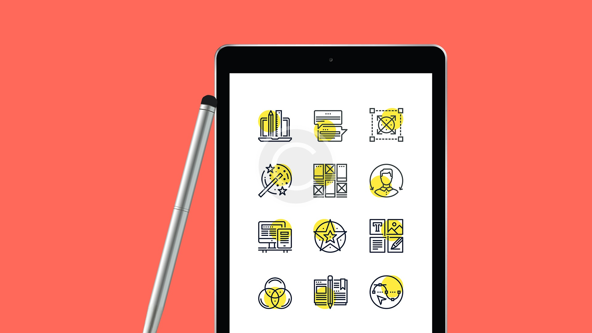 Illustration & Icons